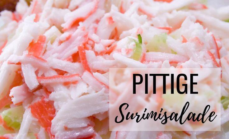 Deze surimisalade is heerlijkCaribisch – het is fris, zoet en pittig tegelijk! Je kunt de salade eten bij een bord rijst of op een broodje. Succes gegarandeerd! Mochten er kinderen mee-eten, of mensen die niet zo goed tegen hete peper kunnen, dan kun je de hoeveelheid madame Jeanette peper natuurlijk iets minderen. Dit recept is …
