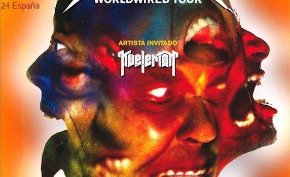 Restricciones en la compra de entradas para los conciertos de Metallica en Madrid y Barcelona