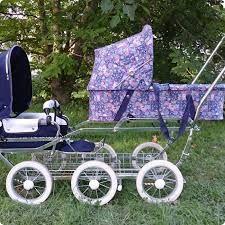 Afbeeldingsresultaat voor vintage kinderwagen knorr