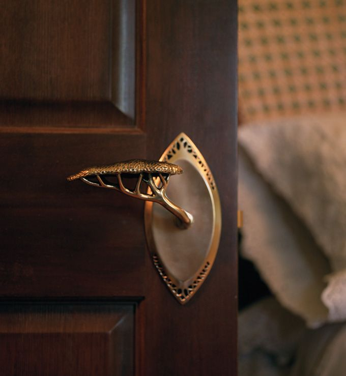 Wonderful Nature Inspired Door Handle