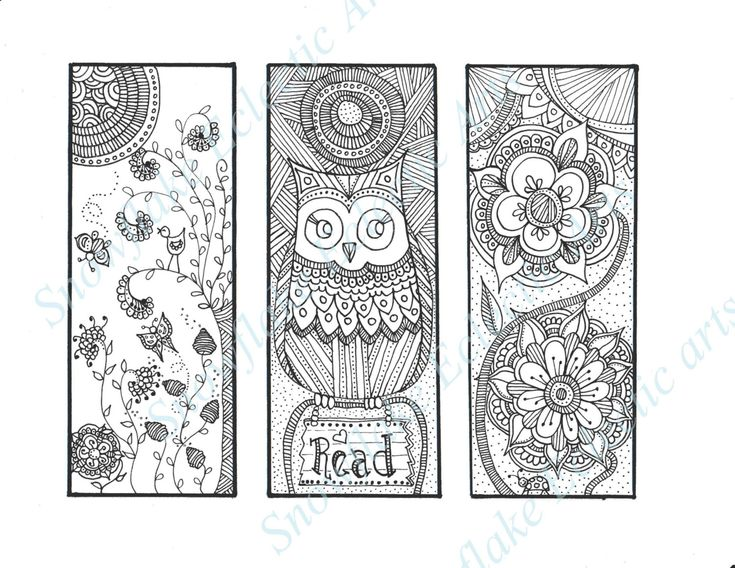 Pin by bin453 on Ayra Zentangle Pinterest Bookmarks