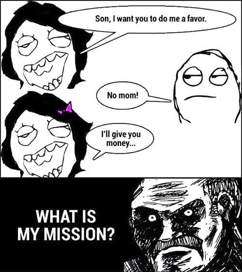 Meme Comics – Favors