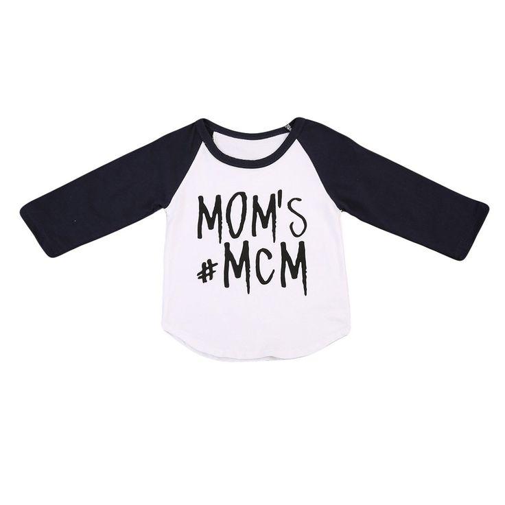 Mom's MCM Shirt