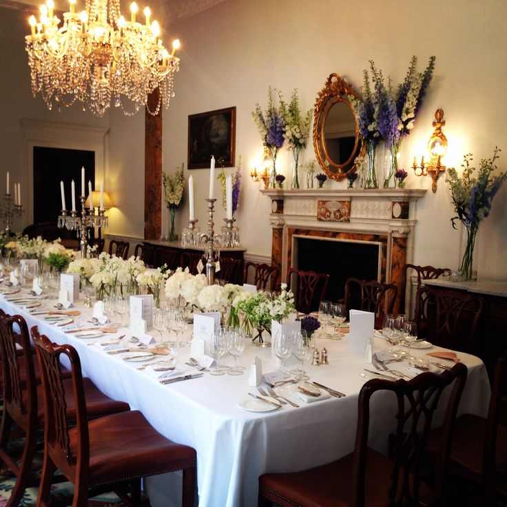 The Terrace Room is perhaps the most striking in the House. Containing a Victorian Waterford crystal chandelier, large Venetian windows, and a Sienna marble fireplace, the Terrace Room offers all the grandiosity of the Georgian period.  http://www.chandoshouse.co.uk/weddings/our-wedding-rooms/terrace-room  #event #venue #wedding