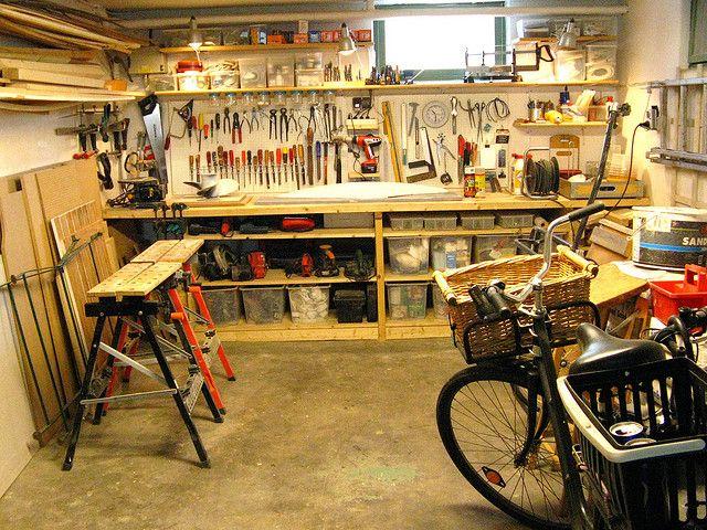 109 best Home Workshop \/ Studio Spaces images on Pinterest - home workshop ideas