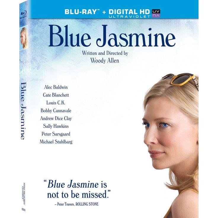 Amazon.com: Blue Jasmine (Blu-ray + Digital HD with UltraViolet): Cate Blanchett, Alec Baldwin, Peter Sarsgaard, Louis C.K., Bobby Cannavale, Andrew Dice Caly, Sally Hawkins, Michael Stuhlbarg, Woody Allen: Movies & TV