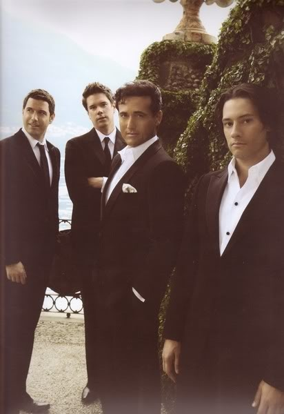 Il divo opera singers opera and classical musicians - Divo music group ...