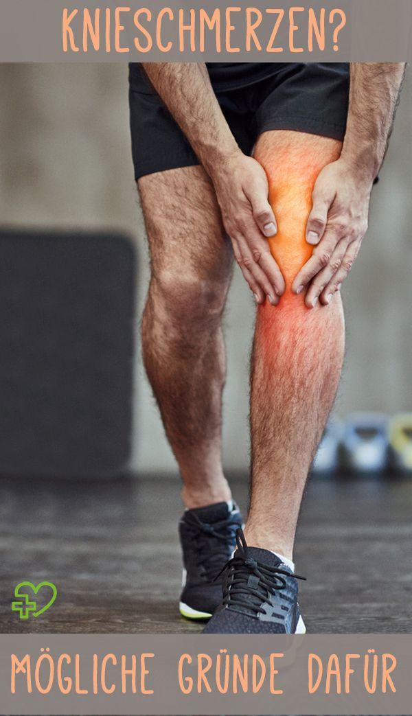 Gewichtsverlust Schmerzen Knie