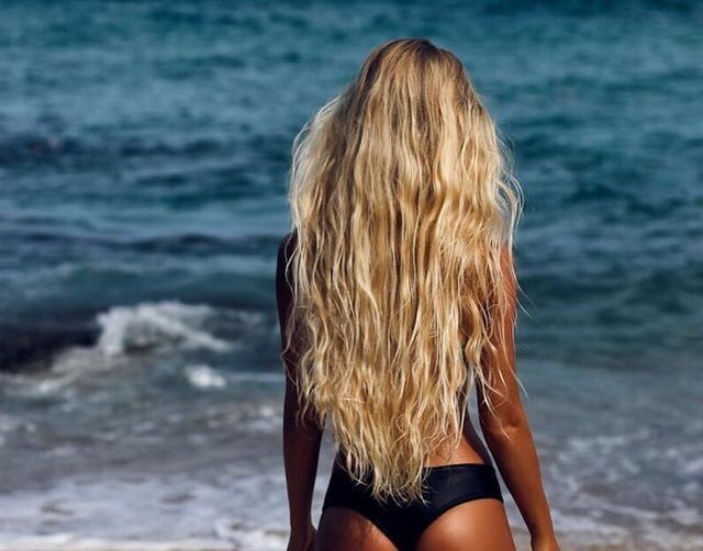Beachy Hair is popular and easy to do with hair extensions.....www.extensionsofyourself.com