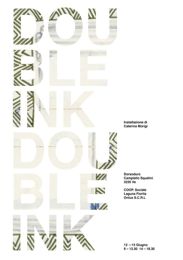 evento (2013) grafica Enrico Salvador
