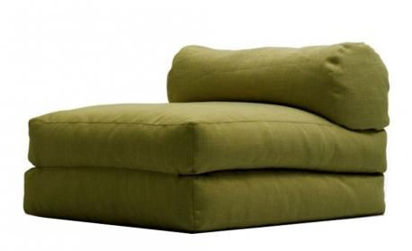 Ardo Ottoman Lounge Lime By Furniture Runway - living room furniture store online