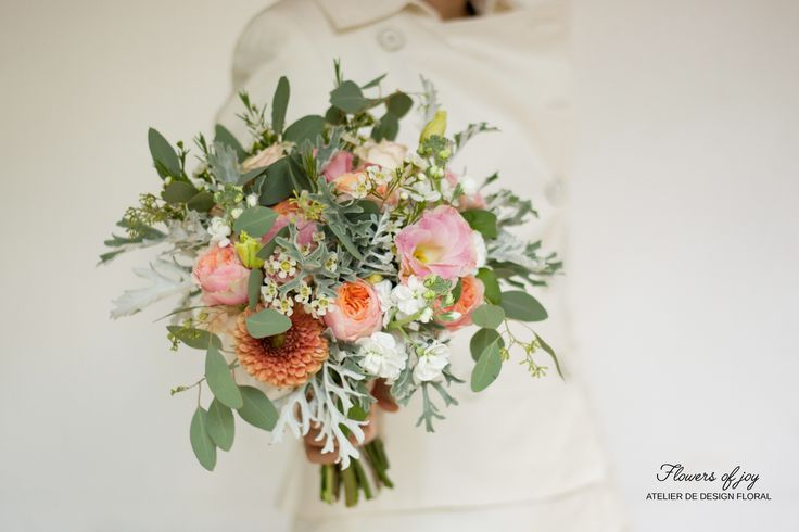 Greenery makes your bouquet look stunning!