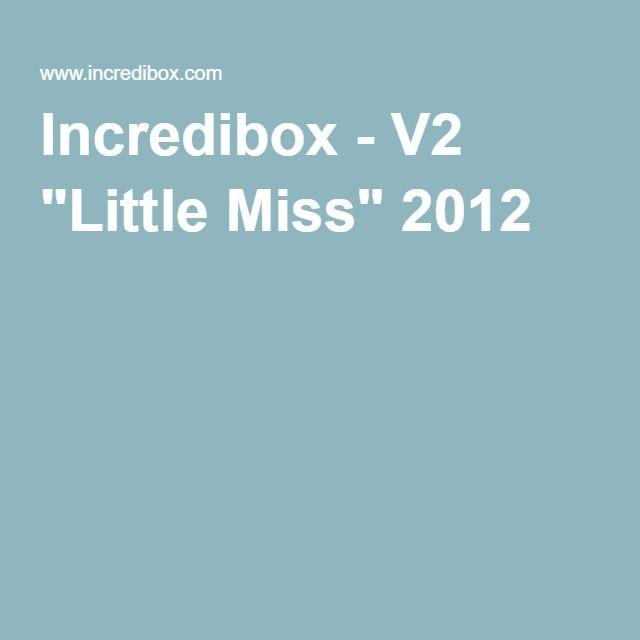 "Incredibox - V2 ""Little Miss"" 2012"