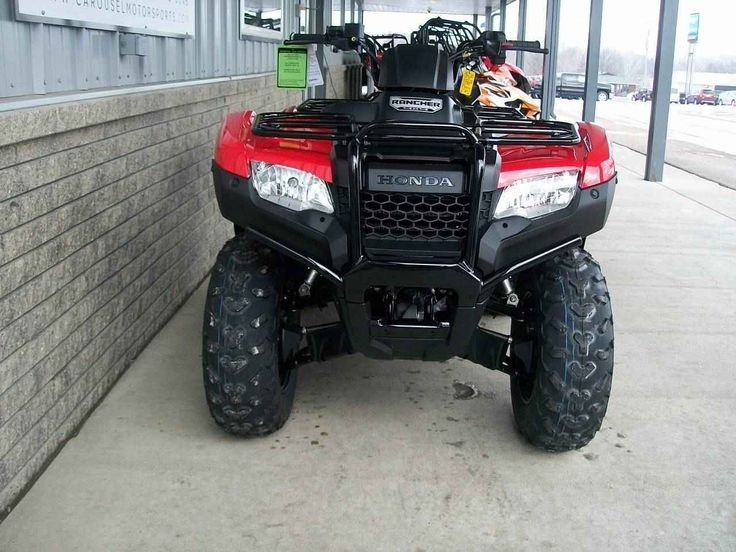 New 2017 Honda FourTrax® Rancher® 4x4 DCT IRS ATVs For Sale in Minnesota. GET THIS NEW 2017HONDA RANCHER WITH AUTOMATIC AND INDEPENDENT REAR SUSPENSION NOW ON SALE FOR A GREAT PRICEAT CAROUSEL MOTORSPORTS IN DELANO. Please call for current price. Manufacturer allows advertising only MSRP.  MSRP on this Honda model, TRX420FA5 is $ 7,299.00 + $ 350.00 transportation charges. The Honda Rancher is the best selling line of ATV's in the world. Powered by a Honda 420 cc fuel injected…