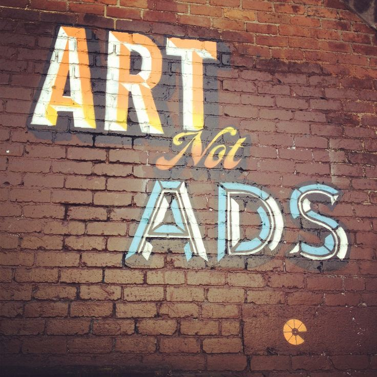 Colaboration with @component. Art not Ads!