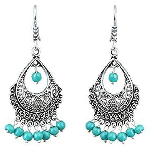 8b3a78ee789d0 Waama Jewels Friendship Day Gifts for Best Friend Turquoise Color ...