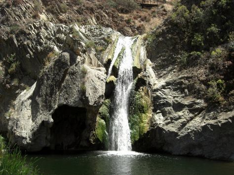Tucked inside Wildwood Park in Thousand Oaks, you'll find one of the most serene waterfalls in Southern California. It's the kind of spot that deserves to be at the top of your bucket list.