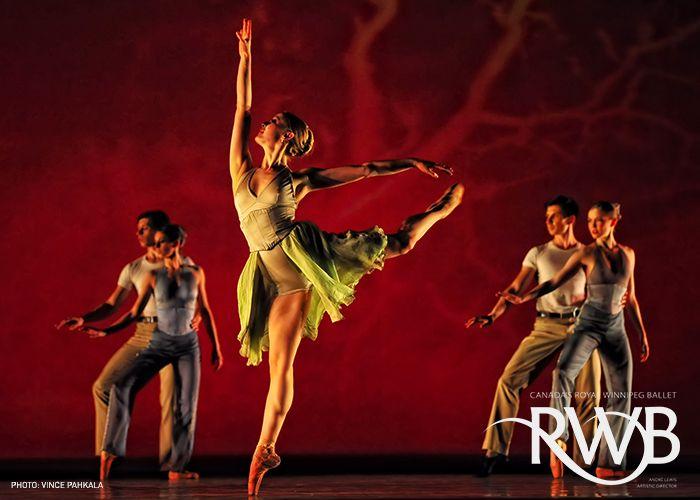 RWB Company Dancers, Mixed Programme, May 7-11, 2014 at the Centennial Concert Hall #dance #ballet #RWBallet