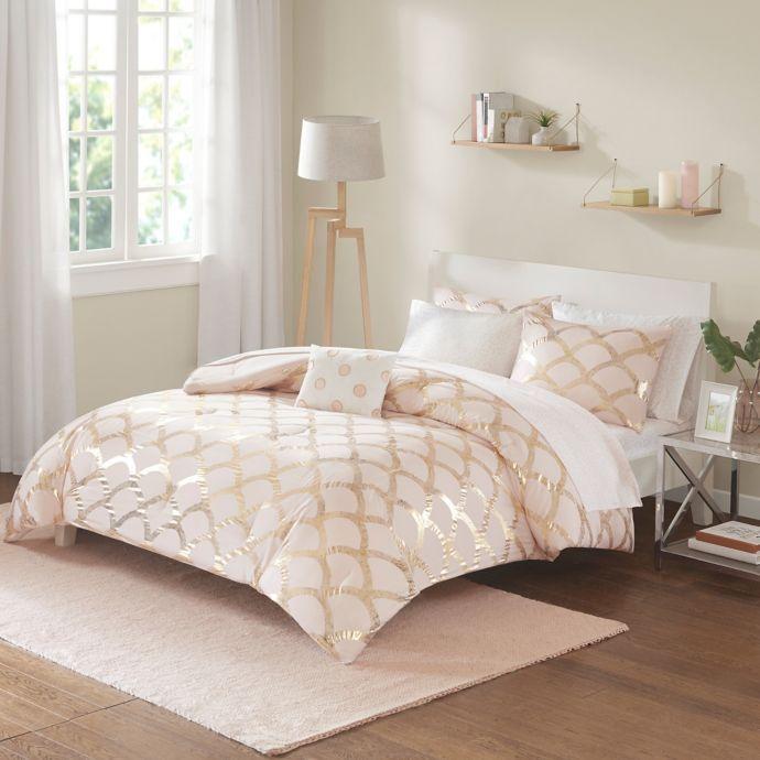 Teen comforter circles