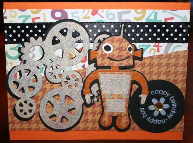 14 best Robotz Cricut Ideas images – Cricut Birthday Card Ideas