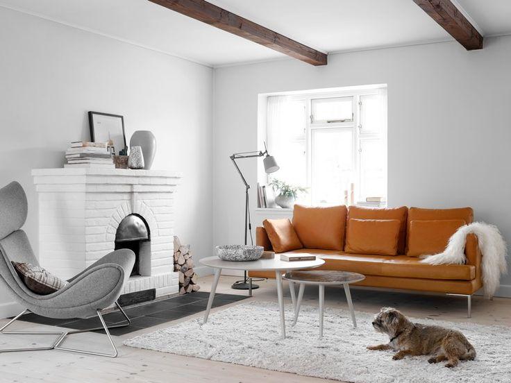 Bornholm - round designer coffee table Sydney