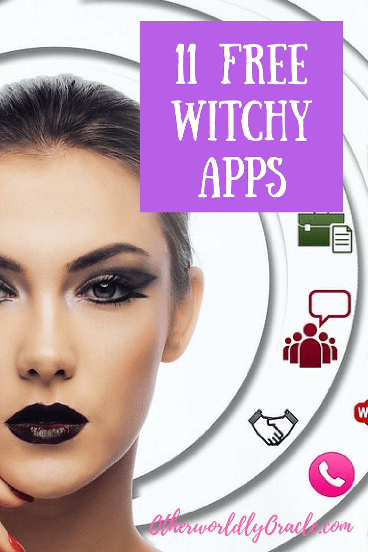 11 free witchy apps for android for moon phases spells
