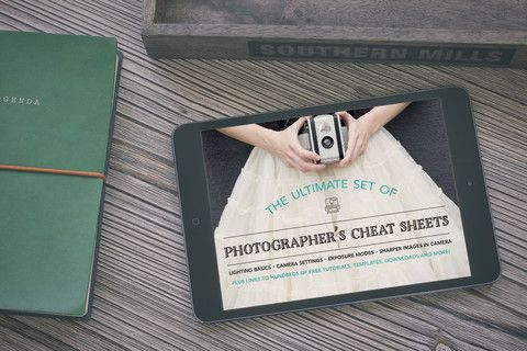 Photographer's Cheat Sheets + 250 Photography and Lightroom Resources | Pretty Presets for Lightroom