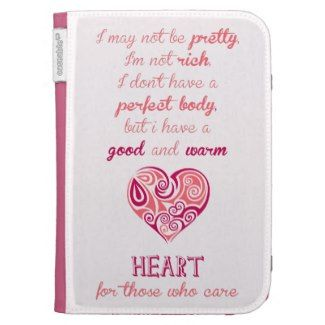 Good warm heart quote pink tribal tattoo girly kindle cover #good #warm #heart #quote #quotation #priorities #values #wise #words #wisdom #pink #girly #feelings #love #meme #attitude #tribal #tattoo