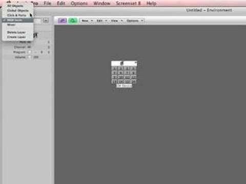 Tip #16 - External MIDI - part 1 of 3 - Logic Studio Tips - YouTube