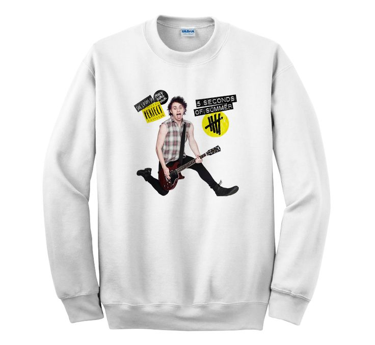 5SOS Michael Clifford 5 Seconds Of Summer – Sweater