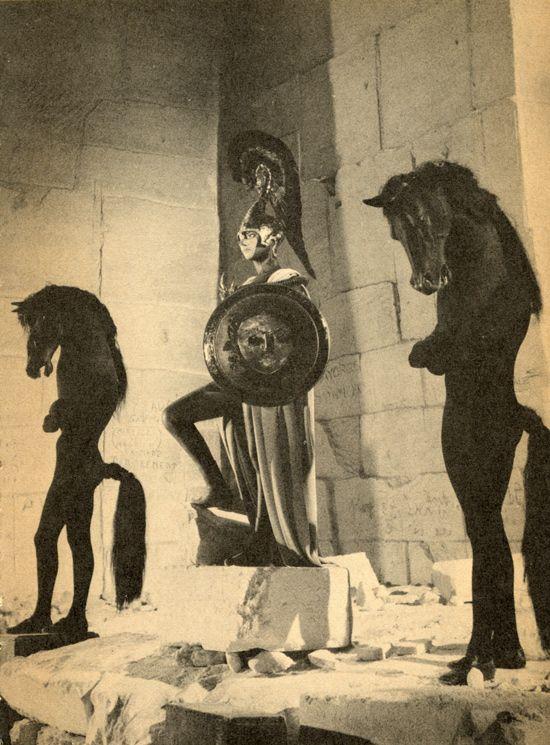 .Jean Cocteau - testament to orpheus #cocteau #films #orpheus