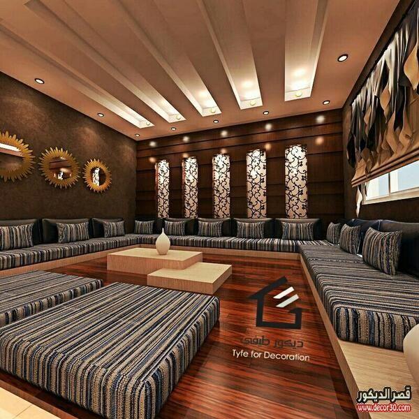 كنبات مجالس رجال ونساء فخمة مغربي وخليجي قصر الديكور In 2020 Home Decor Furniture Room