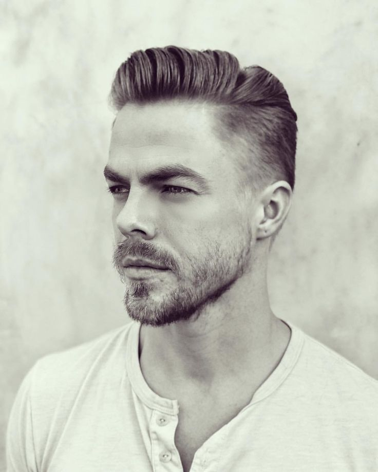 Derek Hough -New Tour. New Do. 4/14/17