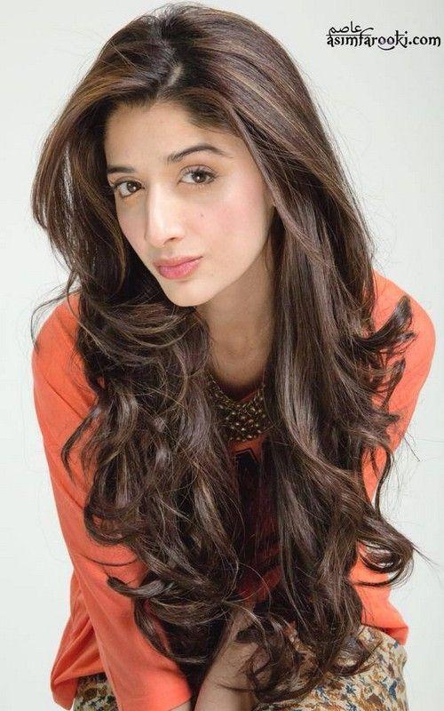 Mawra Hocane. Pakistani ActressBollywood ActressHair InspirationLong  HairHair StylesPretty ...