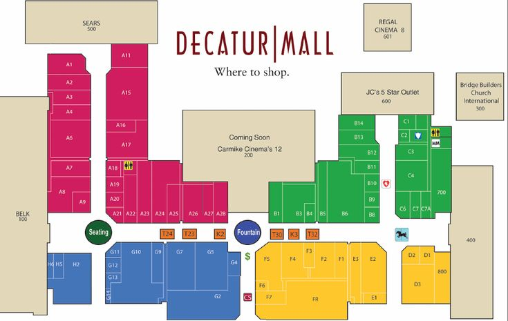 Mall Map Information Design Pinterest Maps