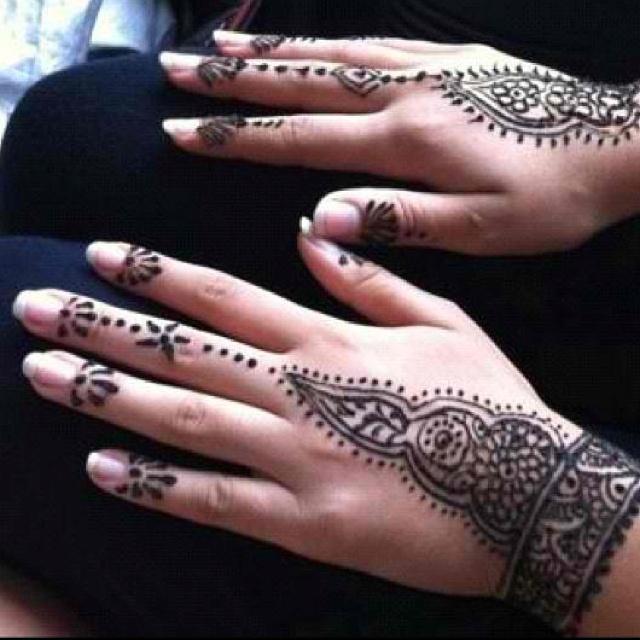 Wrist Hand Mehndi : Best henna wrist tattoos images on pinterest