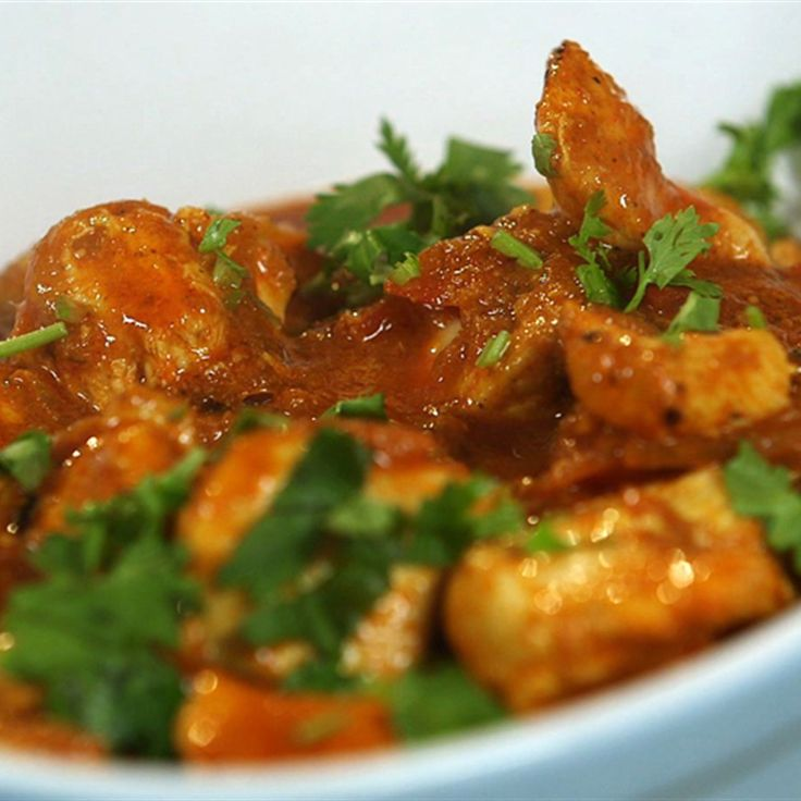 Try this Madhur's Chicken Tikka Masala recipe by Chef Madhur Jaffrey. This recipe is from the show Madhur Jaffrey's Curry Nation.