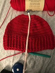 Ravelry: Ponytail Hat pattern by Jessica King Crochets