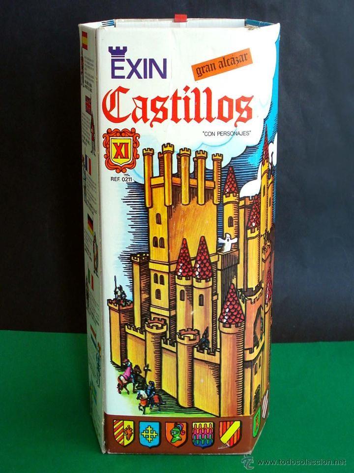 Juguetes antiguos en todocoleccion: Exin Castillos Clásico - Gran Alcazar XI