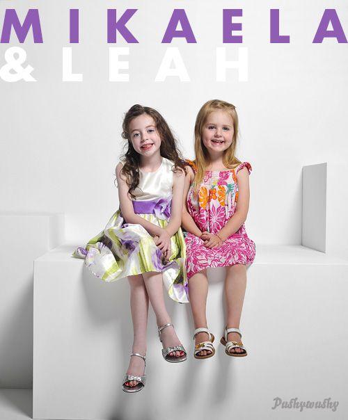 Mikaela & Leah