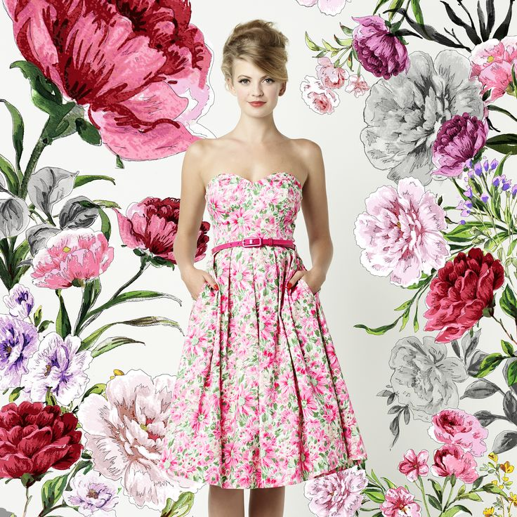 The Sweet Romance Prom Dress