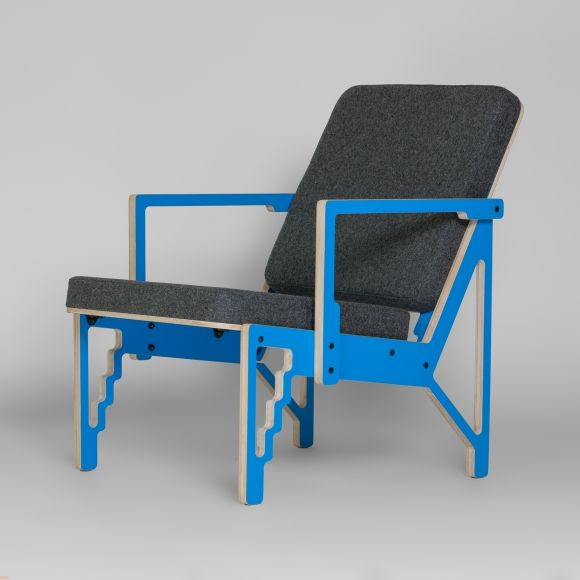 Yrjö Kukkapuro, CNC-1 chair for Avarte