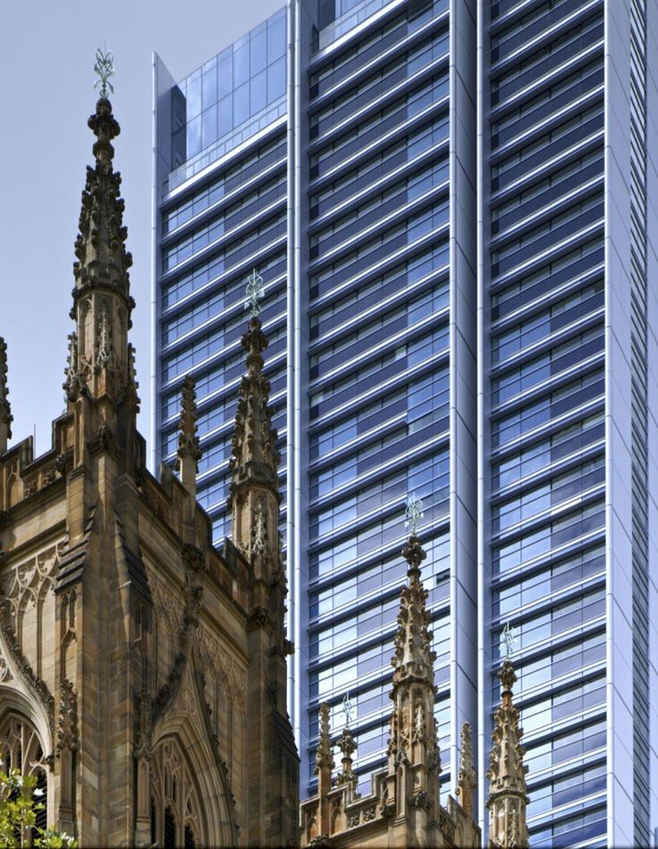The Regent Place apartments combine home, work, commerce and leisure in the heart of Sydney's central business district