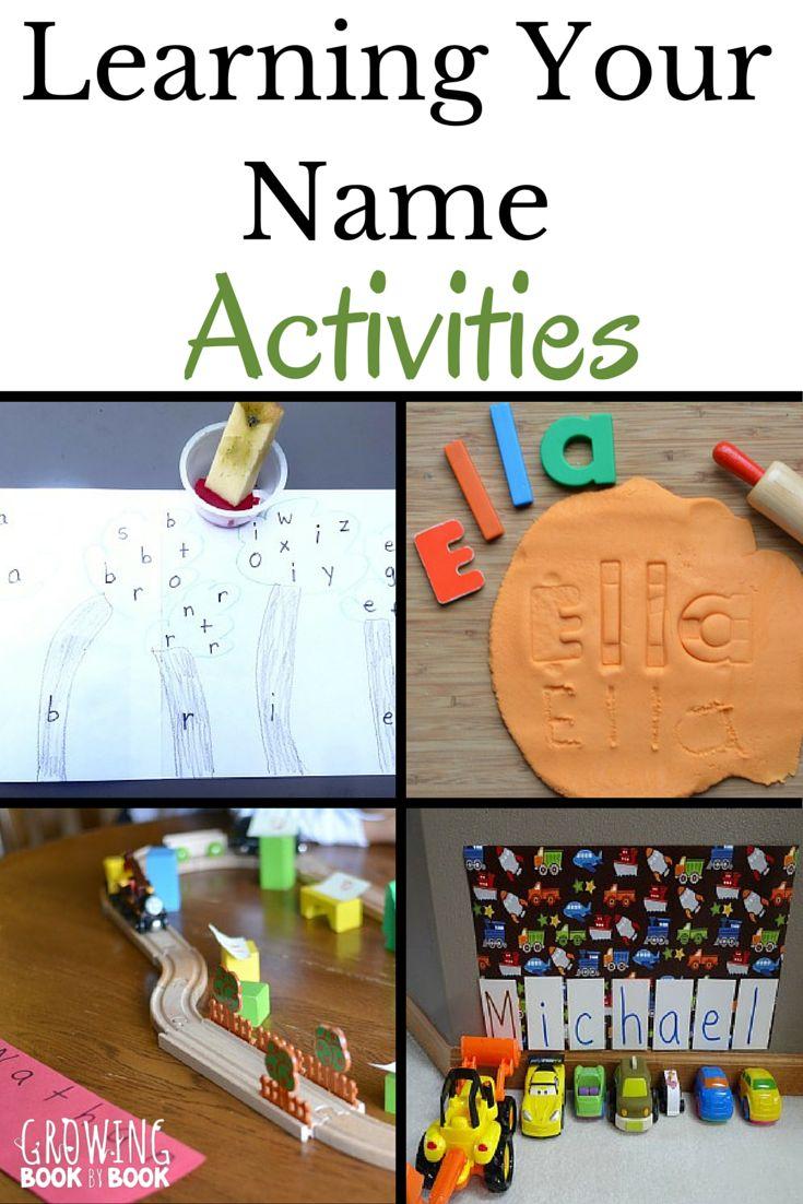 Best 25+ Alphabet activities ideas on Pinterest ...