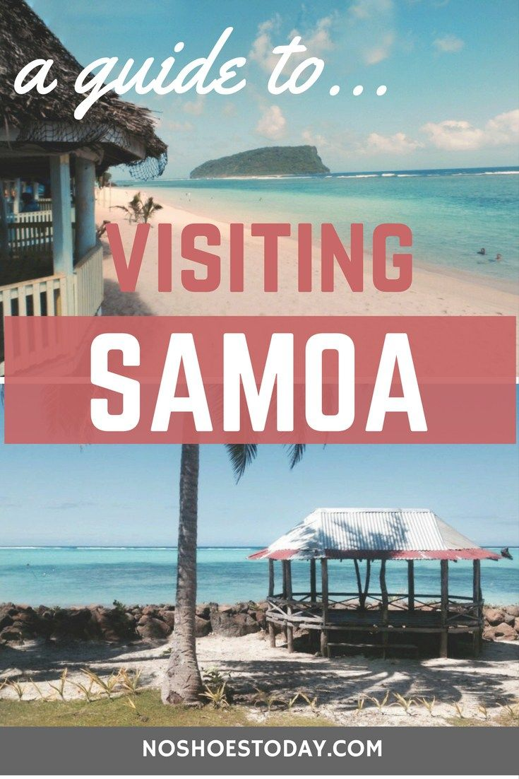 Western Samoa is everything you expect a pacific island to be - beautiful, tropical and complete paradise. This country may be small but it's natural beauty and strong cultural presence make it simply amazing. Click through to read my guide for this stunning place.
