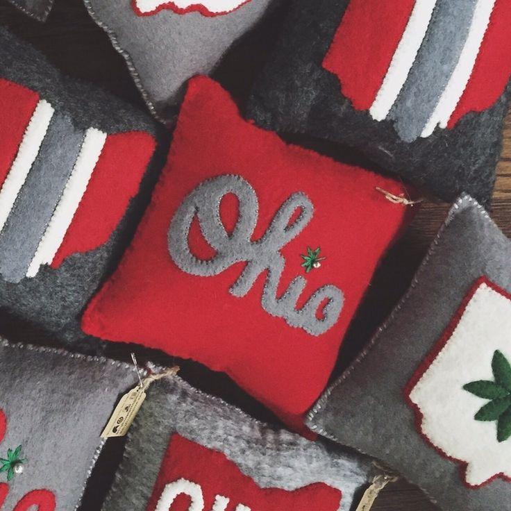 Ohio Pillows - WestlakeCraft