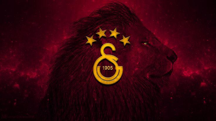 Galatasaray Lion 4 Yıldız Masaüstü Duvar Kağıdı
