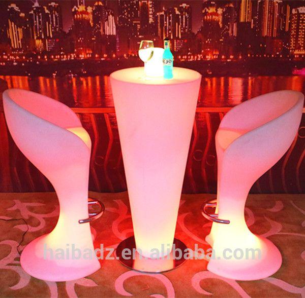 Hot Sale Light Up Sofa / Otobi Led Furniture In Low Price