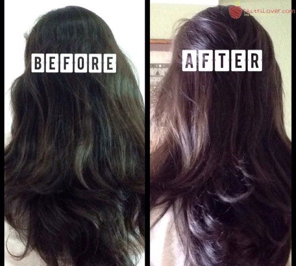 This is why you should wash your hair with APPLE CIDER VINEGAR