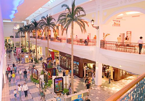 Plaza las Americas (Largest Shopping Mall in the Caribbean) Puerto Rico